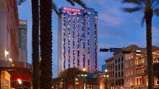 Sheraton New Orleans - Canal Street